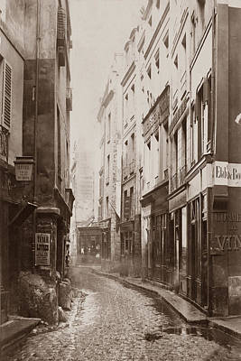 Photograph - Vintage Paris 20 by Andrew Fare