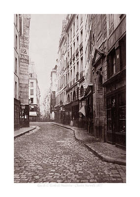 Photograph - Vintage Paris 27b by Andrew Fare