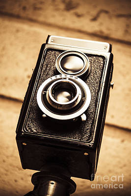 Viewfinder Photograph - Vintage Photography by Jorgo Photography - Wall Art Gallery