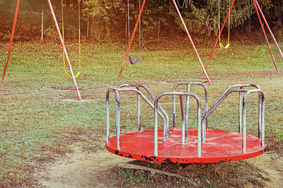 Photograph - Vintage Playground by JAMART Photography