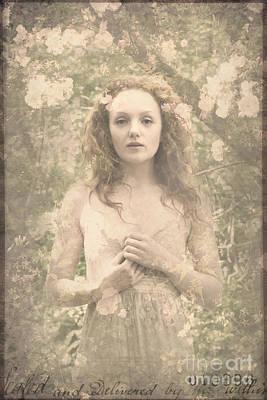Vintage Portrait Art Print