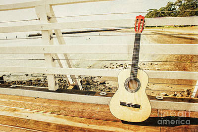 Photograph - Vintage Shorncliffe Pier Serenade by Jorgo Photography - Wall Art Gallery