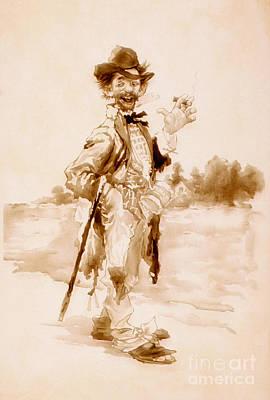 Photograph - Vintage Stogie 1899 by Padre Art