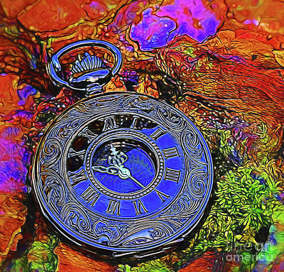 Photograph - Vintage Time 14218 by Ray Shrewsberry
