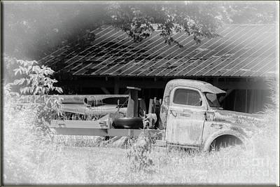 Photograph - Vintage Truck by Deborah Klubertanz