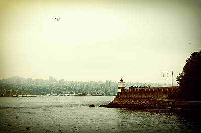 Photograph - Vintage Vancouver by Monte Arnold