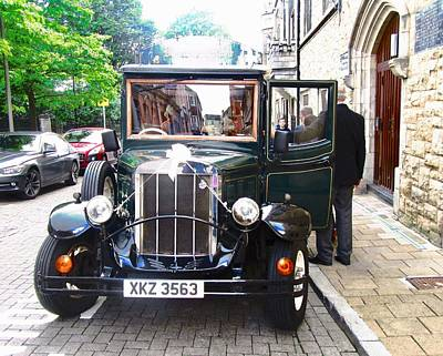 Photograph - Vintage Vehicle by Stephanie Moore