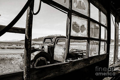 Photograph - Vintage View by Robert Bales
