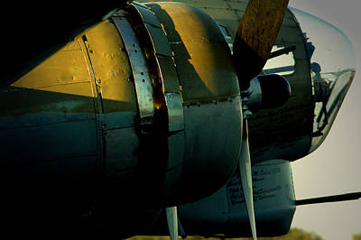 Photograph - Vintage Ww2 Aircraft by David Weeks