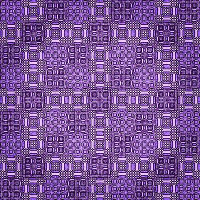 Violet Gold Art Print by Aleksei Titov
