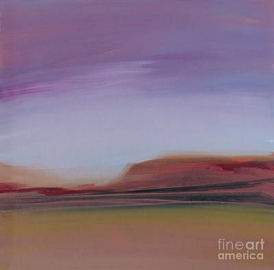 Painting - Violet Skies by Michelle Abrams