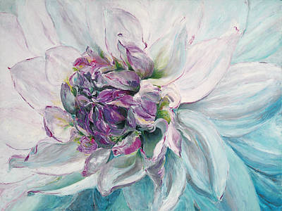 Painting - Violette by Patricia Benson