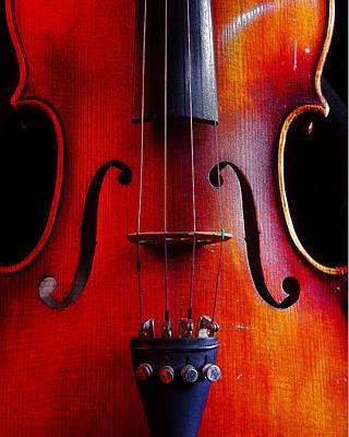 Violin # 2 Art Print