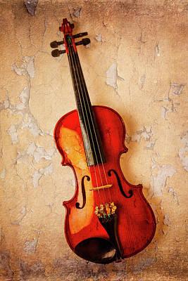 Photograph - Violin Dreams by Garry Gay