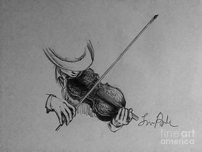 Violinist  Original by Jeong-won Park