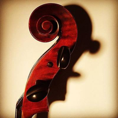 Music Digital Art - The Profile  by Jacob Smith