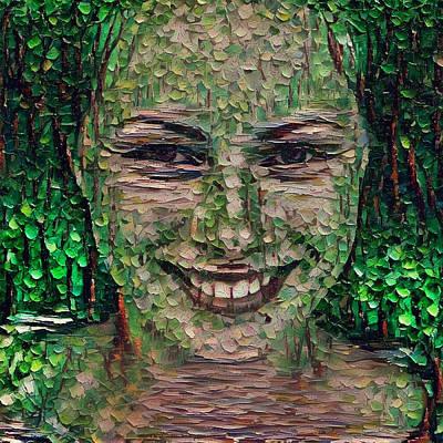 Digital Art - Virgin Forest by Yury Malkov