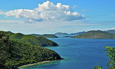 Photograph - Virgin Islands Left And Right by Frozen in Time Fine Art Photography