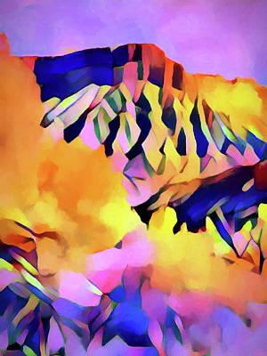 Digital Art - Virgin River by David Hansen