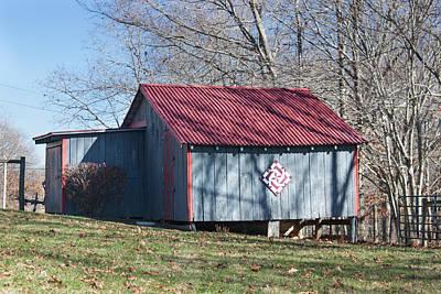 Virginia Barn Quilt Series I Original