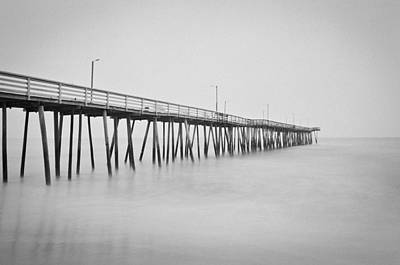 Photograph - Virginia Beach Fishing Pier 2 by Scott Meyer