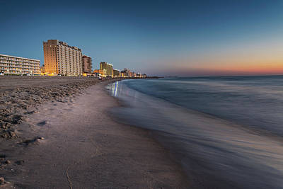 - Virginia Beach Ocean Front by Pete Federico