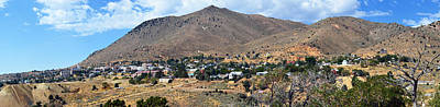 Photograph - Virginia City by Brent Dolliver