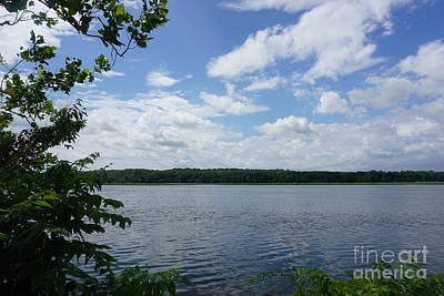 Photograph - Virginia Lake by Jimmy Clark