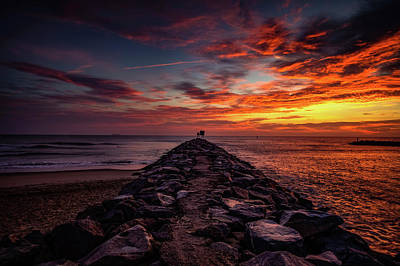 Photograph - Virginia Morning by Pete Federico