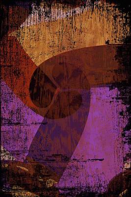Digital Art - Virgo Illuminations by Joan Reese