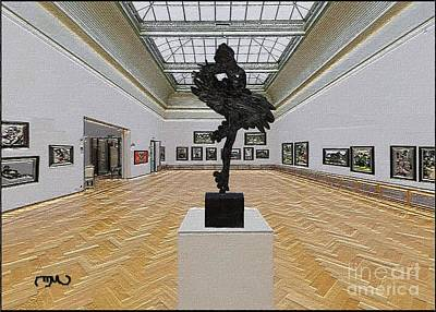 virtual exhibition 25DE2 Original by Pemaro