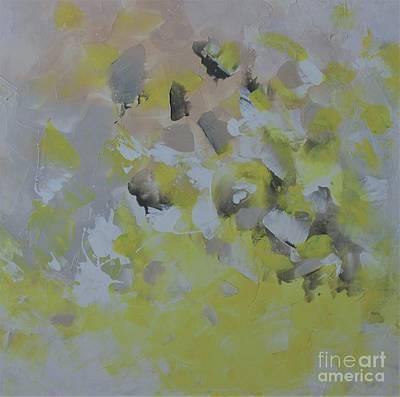 Painting - Visible by Preethi Mathialagan