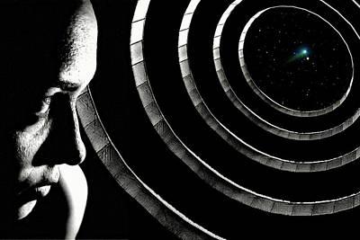 Digital Art - Vision Quest by John Haldane
