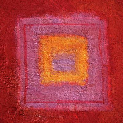 Painting - Vision Quest by Menega Sabidussi