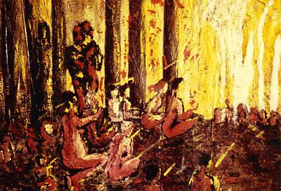 Painting - Visionaries by Shakti Brien