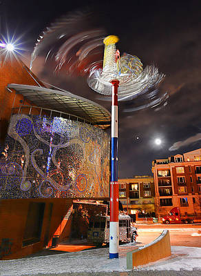 Photograph - Visionary Art Museum - Baltimore by Dana Sohr