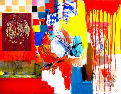 Visions And Art Print