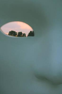 Visions At Sunset Art Print