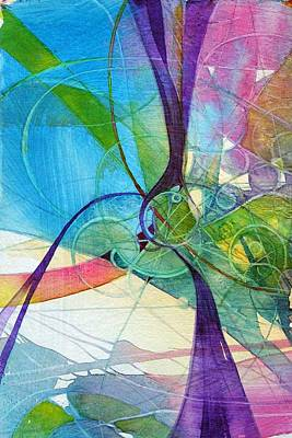 Painting - Visions In Motion by Annika Farmer