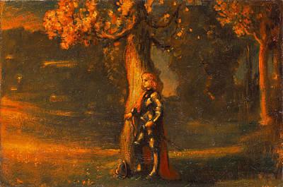 Arthur Bowen Davies Painting - Visions Of Glory by Arthur Bowen Davies