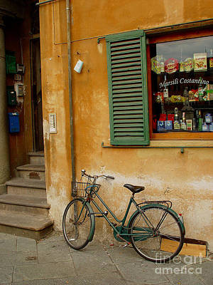Art Print featuring the photograph Visions Of Italy 4 by Nancy Bradley