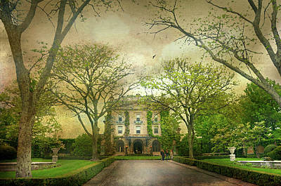 Photograph - Visit To Kykuit by Diana Angstadt