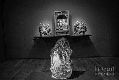 Photograph - Visiting Rijks Museum, Amsterdam by Hans Janssen