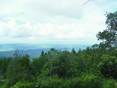 Photograph - Vista A La Isla De Puerto Rico by Walter Rivera Santos