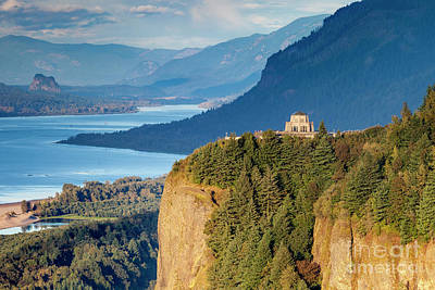 Photograph - Vista House II by Brian Jannsen