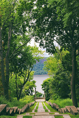 River View Photograph - Vista View by Jessica Jenney