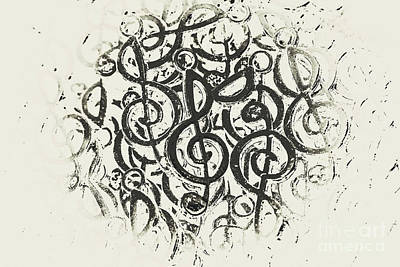 Folk Music Wall Art - Photograph - Visual Noise by Jorgo Photography - Wall Art Gallery
