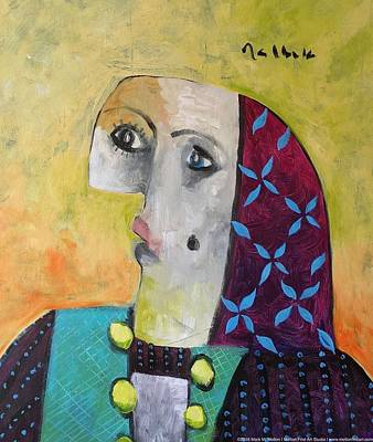 Brut Mixed Media - Vitae The Baker  by Mark M Mellon
