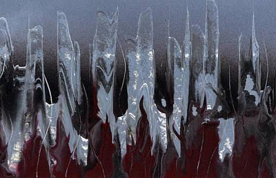 Painting - Vital Signs by Jason Girard
