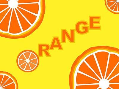 Digital Art - Vitamin C by Kathleen Sartoris